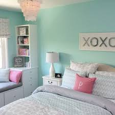 The colour of baby girl's walls is Sherwin Williams tame teal!