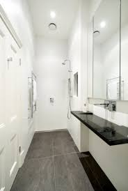 Small Narrow Bathroom Layouts With Shower Tiny Modern Bathroom - Bathroom small