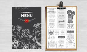 Menu Designs 45 Menu Design Projects For Creative Fun Restaurants