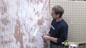 painting over existing wall coverings