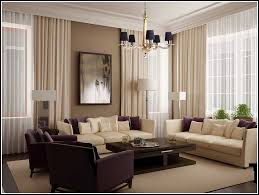 natural living room curtains ideas