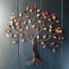 wire wall art home decor incredible copper wire wall art edu9841 0f3ab94667a3 wire tree wall hanging