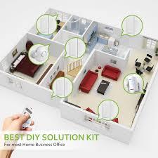 full size of bibene wp6 wireless home security system diy kit 1 wireless home security system