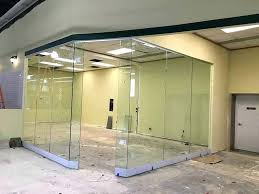 glass office wall. Glass Wall Dividers Office Room Divider Sliding