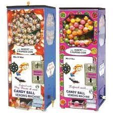 Candy Vending Machine Custom Candy Ball Vending Machine At Rs 48 ID 48