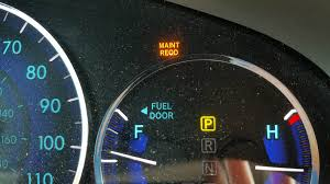 Toyota Corolla Maintenance Required Light On Maintenance Required Light How To Reset Toyota Sienna