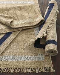 jute rugs with black border for floor ecoration ideas