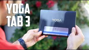 """<b>Lenovo Yoga Tab</b> 3 8"""", Review en español - YouTube"""