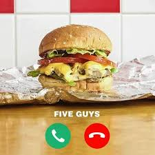 Five Guys Italy - <b>Burger calling</b> | Facebook