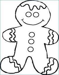 Gingerbread Man Characters Coloring Pages Electrohubclub