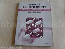 toyota fj cruiser repair manual 2007 toyota fj cruiser electrical wiring diagram repair manual