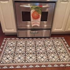 Decorative Kitchen Rugs Decorative Foam Kitchen Mats Mcbride Embossed Memory Foam Bath