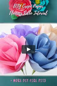 Paper Flower Video 64 Easy Ways To Make Diy Paper Flowers For Gorgeous Decor