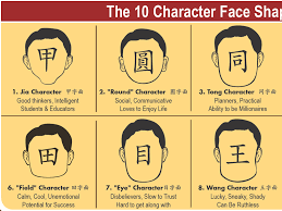 Chinese Medicine Face Reading Chart Facereadingchinese Rtk2 Chinese Face Reading Face Reading