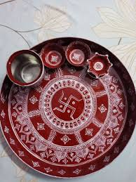 Pooja Ki Thali Design