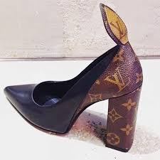 louis vuitton shoes 2017. you\u0027ve seen the spring 2017 show shoes now behold louis vuitton commercial collection shoes, with monogrammed petals and all.