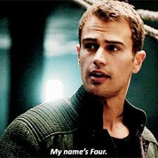 Image result for divergent four
