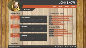 Resume Portfolio Template Best of 24 Best Resume Portfolio Templates To Download Free WiseStep