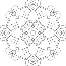 Small Picture Relaxation Coloring Pages at Children Books Online