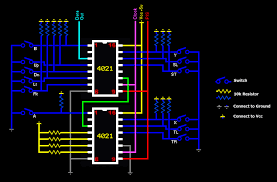 benheck com forums bull view topic problems a snes controller the joystick itself works perfectly other systems i used this circuit diagram image