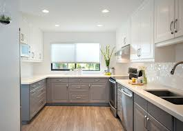 white kitchen cabinets ideas view in gallery incredible the perfect color combinations for two tone painted