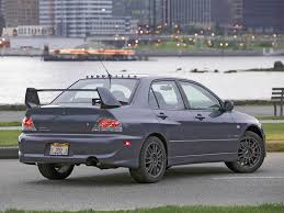 2005 Mitsubishi Lancer Evolution VIII MR | Review | SuperCars.net