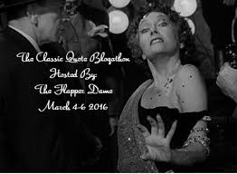 Classic Quotes Beauteous Blog Of The Darned Classic Quotes Blogathon The Stuff That Dreams