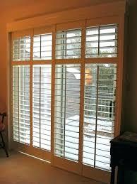 sliding shutters for patio doors plantation shutters for sliding doors plantation shutters for sliding doors plantation