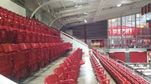 Raleigh Coliseum Seating Chart Inside Gym And Seating Picture Of Reynolds Coliseum