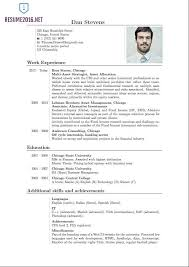 Curriculum Vitae Example Enchanting Example Curriculum Vitae Unique Curriculum Vitae Samples Pdf