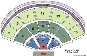 Westbury Theater Seating Chart 64 Particular Xfinity Center Seat Map