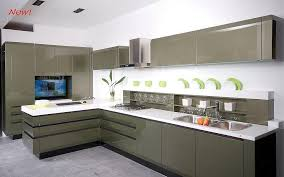 Latest Kitchen Cabinet Designs