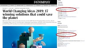 Fast Company S Co Design Fast Company World Changing Ideas 2019 412 Food Rescue