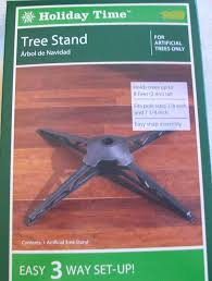 Amazon.com: Holiday Time Artificial Tree Replacement Stand: Home & Kitchen