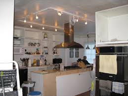 Kitchen With Track Lighting Kitchen Track Lighting Fixtures Home Design Ideas And Pictures