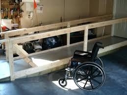 building wheel chair ramps power wheelchair ramps diy wheelchair ramp kit