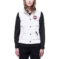 Canada Goose - Freestyle Down Vest - Women s - North Star White