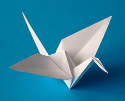 """Résultat de recherche d'images pour """"origami grue"""""""