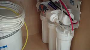 How To Change Reverse Osmosis Filters Changing Reverse Osmosis Filters Youtube