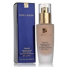 estee lauder futurist moisture infused fluid makeup 60 cool bone spf 15 pa 1 0