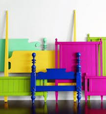 by jane dagmi while classic pieces of furniture never go out of style they can sometimes feel a bit predictable for a dose of the unexpected bright painted furniture