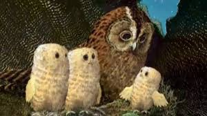 Owl Babies by Martin Waddell on Vimeo