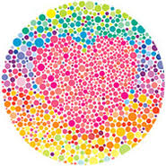 Eye Test Colour Chart Color Vision Testing