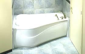 bathtub 48 x corner soaking tub acrylic