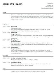 Make A Resume Online Awesome Easy Way To Make A Resume Online Resume Template Create Easy Resume