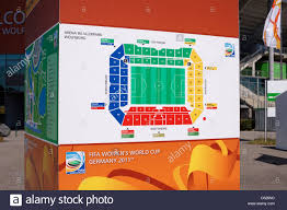 Stadium Seating Orange Stock Photos Stadium Seating Orange