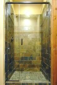 how to replace shower door seal replacing glass shower door