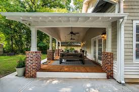 Covered Porch For Effortless Indoor / Outdoor Living  Paul Kowalski  Builders