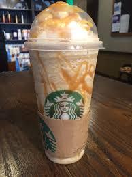 starbucks caramel frappuccino extra caramel. Photo Of Starbucks Houston TX United States Venti Caramel Frappuccino With Extra On