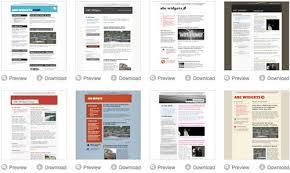 formatos de boletines informativos plantillas gratis para tus boletines del ministerio